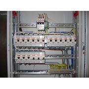 Монтаж электрических сетей фото