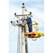 Монтаж кабельных и воздушных линий электроснабжения фото