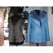 Производим пошив одежды из меха и кожи по индивидуальному заказу, ремонт и перекрой. фото