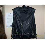 Пошив одежды для байкеров фото