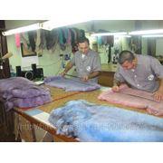 Производство меховых опушек большими и малыми партиями фото