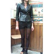Сошьем отличный кожаный пиджак или жакет из кожи в СПб. Пошив-супер! фото
