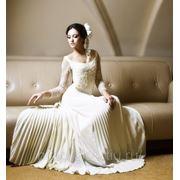 Пошив СВАДЕБНЫХ платьев на заказ!!! фото