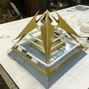 Изготовление металлоконструкций любой сложности фото