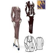 Индивидуальный пошив женских костюмов, спецодежда фото