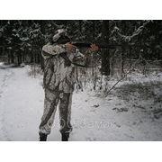 Костюм охотничий зимний фото