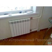 Системы отопления. фото