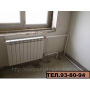 Установка и замена батарей отопления в квартире, замена радиаторов отопления
