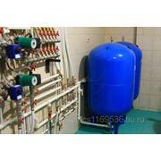 Водоподготовка и газоснабжение фото