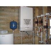 Отопление, водоснабжение, сантехника фото