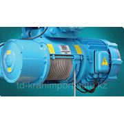 Тельфер электрический канатный стационарный Т01;Т02;Т35; грузоподъемностью от 0,5 до 62 ТОНН