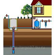 Проектирование систем водоснабжения загородного дома. фото