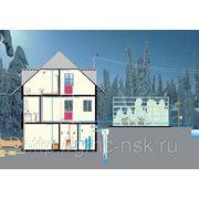 Водоснабжение загородного дома площадью до 200 кв. м. фото