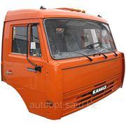 Кабина КАМАЗ-53205 СБ (без с/м,выс. крыша) (ОАО КАМАЗ) 53205-5000011 фото