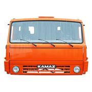 Кабина КАМАЗ-5511 СБ (без с/м, низ. крыша,фары в панели) (ОАО КАМАЗ) № 5511-5000011 фото