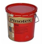 Pinotex Base - грунтовка по дереву (3л) фото