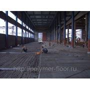 Устройство покрытий бетонных повышенного качества до 100мм фото