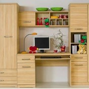 Мебель для детских комнат, детская Инди фото