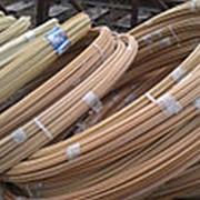 Стеклопластиковая арматура АСП 4мм композитная в мотках и отрезках 2-12м. фото