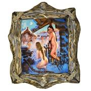 """Картина для бани """"Тайные желания"""" фото"""