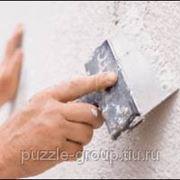 Шпатлевка и шлифовка стен под покраску фото