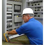 Электромонтаж, установка и подключение ЭУ любой сложности фото