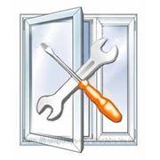 Замена уплотнителя в пластиковых окнах в Уфе. Уплотнители для окон в Уфе фото