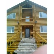 Изготовление и монтаж пластиковых окон в деревянном доме