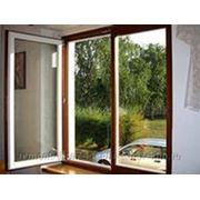 Монтаж и ремонт деревянных окон фото