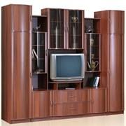 Мебель корпусная для гостинной Магнолия фото