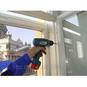 Регулировка пластиковых окон в Уфе фото