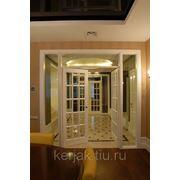 Двери межкомнатные (стекло) фото