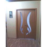 Установка дверей в Воронеже фото