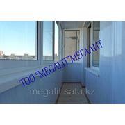 Изготовление и установка окон,дверей,балконов фото