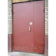 Изготовление металлической двери на заказ в Челябинске и пригороде фото