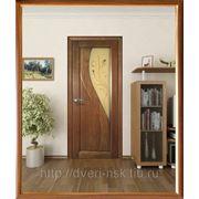 Установка шпонированной двери фото