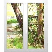 Пластиковые окна с тройным остеклением, цвет: белый фото