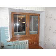 Двери и окна из ламинированного профиля ПВХ Брюгман фото