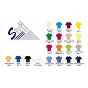 Футболки Stuff с логотипом фото