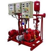Обслуживание систем противопожарного водоснабжения. фото