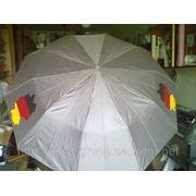 Нанесение на зонты фото