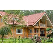 Проектирование домов, коттеджей, жилых комплексов, баз отдыха, бань, минигостиниц фото