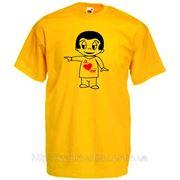 Купить футболку для влюбленных Харьков фото