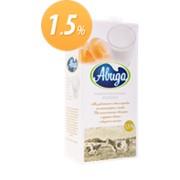Молоко ультрапастеризованное, жирность 1,5%