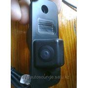 Штатная камера заднего вида для Hyundai santa fe фото