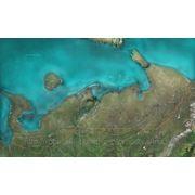 Макет-карта Ненецкого автономного округа фото