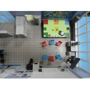 Учебно- методический центр в г.Москва 5 макетов фото