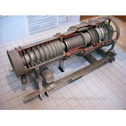 Макет Двигатель ДГ-90Л2.1 фото