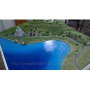 Туристический комплекс на озере Кезеной-Ам в ЧР фото
