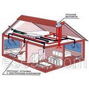 Проектирование и монтаж инженерных систем. фото